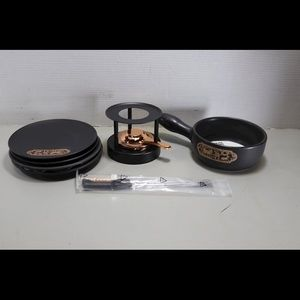 Kuhn Rikon Kitchenware Fondue Set
